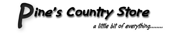 Pine's Country Store Corporate Logo